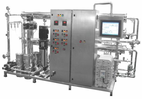 Pharmaceutical RO EDI Plant