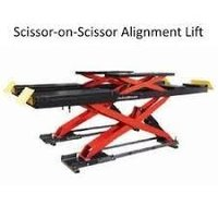 Scissior on Scissor Alignmet Lifts