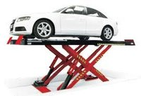 Car Scissor Alignment Lifts