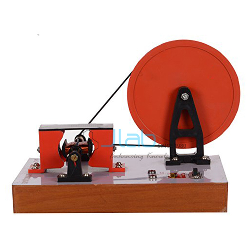 Dynamo (AC/DC) - Motor Working Model