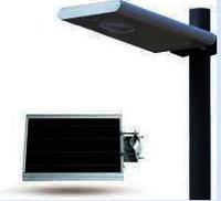 9 Watt All In One / Integrated Solar Street Light