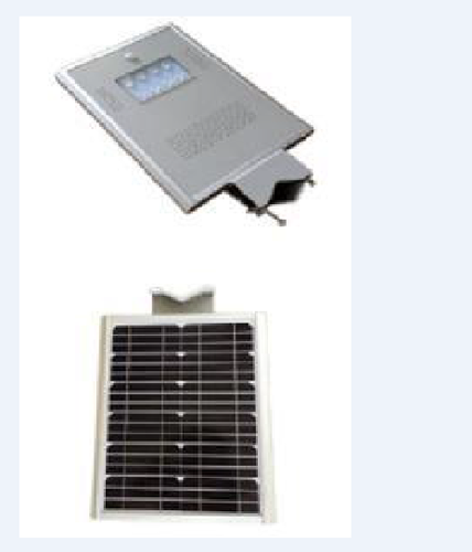 12 Watt Integrated Solar Street Light/ AIO 12w