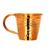 Copper Moscow Mule Mug Conical Design