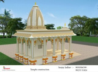 Temple Construction Solutions