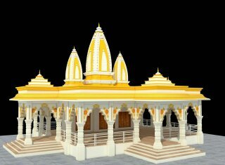 Indian Temple Construction Services