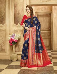Silk weaves Designer sarees