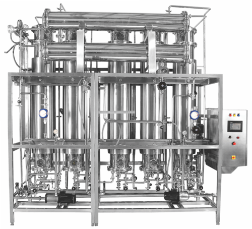 Pharmaceutical Multi Effect Distillation Plant