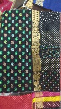 Jacquard Print Blouse Fabric