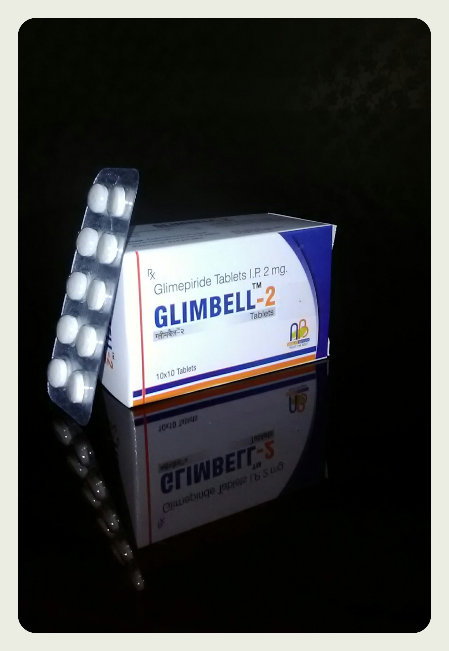 Glimepride Tablets