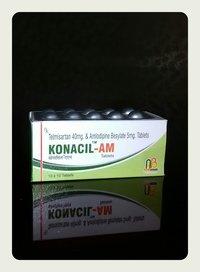 TELMISARTEN AMLODIPINE Tablets