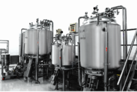 Pharmaceutical Sugar Syrup Manufacturing Plant