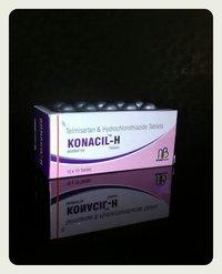 Telmisarten Hydrochlorothiazide Telmisarten Tablets