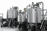 Pharmaceuticals Liquid Syrup Manufacturing Plant