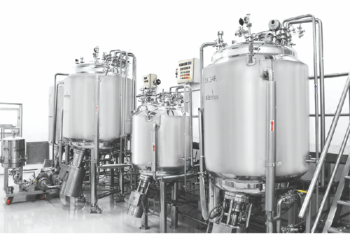 Pharmaceuticals Syrup Manufacturing Plant