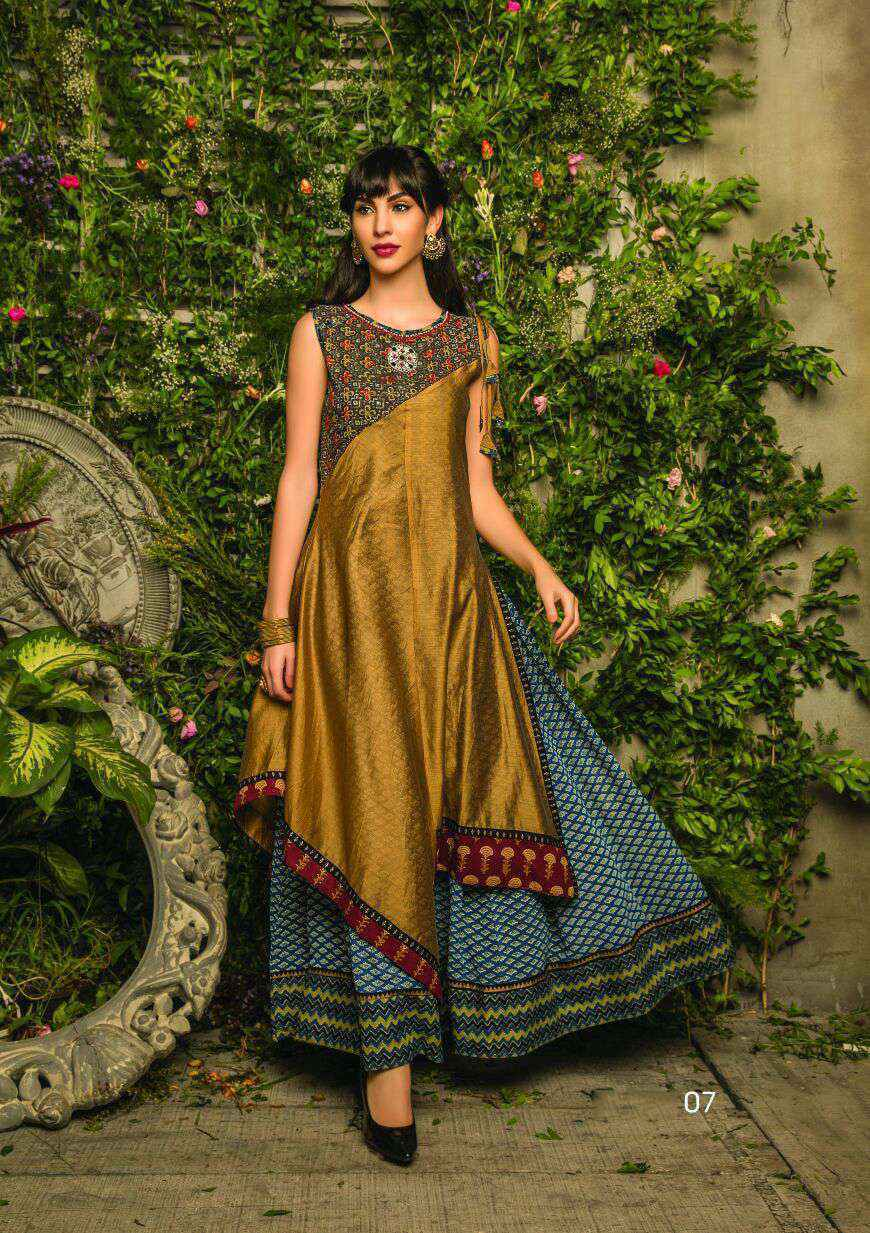 sethnic latest Cotton kurti collection online
