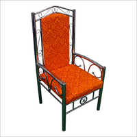 Steel Jaimala Chair
