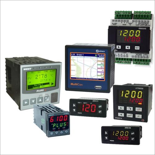 Temperature  PID Controller And Indicator