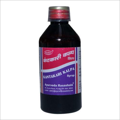 Kantakari Kalpa Syrup