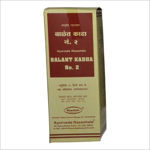 Balant Kadha No.2 Syrup