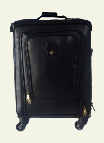 Ellara Genuine Leather Travel Bag