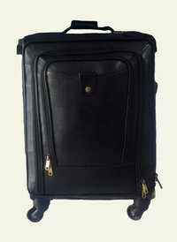 Ellara Genuine Leather Travel Bag