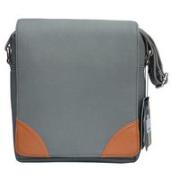 Ladies and Men Leather Sling Bag