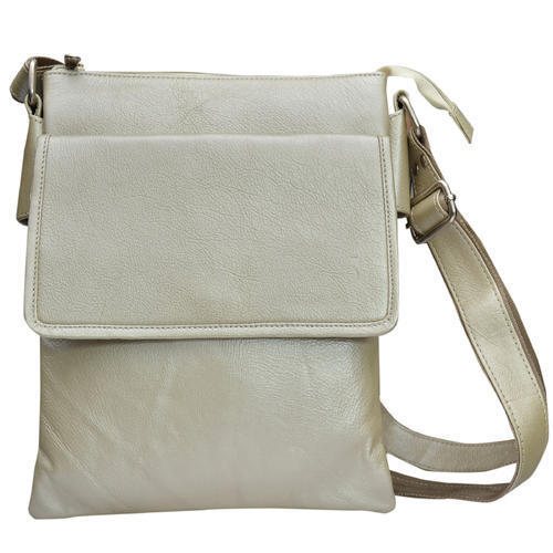 Ladies Stylish Leather Sling Bag /Unisex