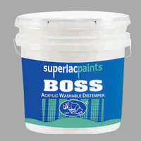 Boss Acrylic Washable Distemper