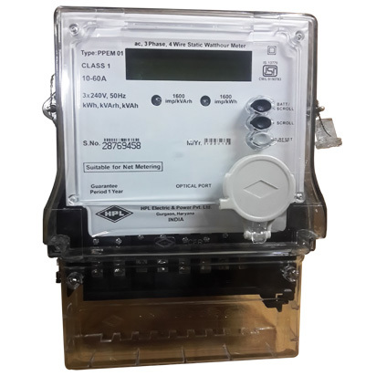 Net Meter Three Phase