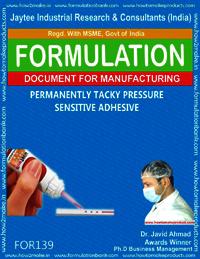 Permanently tracky Pressure Sensitive Adhesive