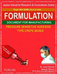 Pressure Sensitive Adhesive Type Crepe Base