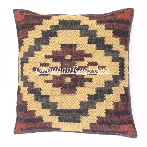 Handloom Cushion Cover