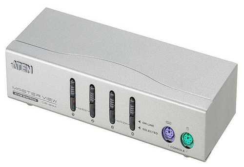 Desktop KVM Switch