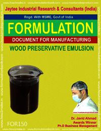 Wood Preservative Emulsion