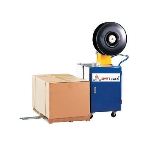 Pallet Strapping Machine