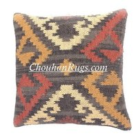 Hand Embroidered Pillow covers
