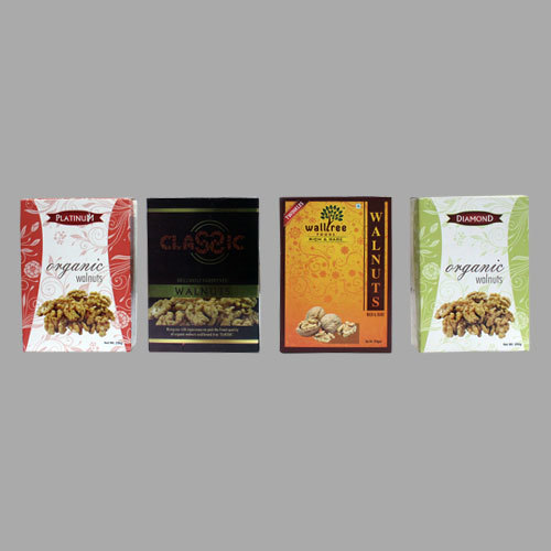 Dry Fruits Packaging Box
