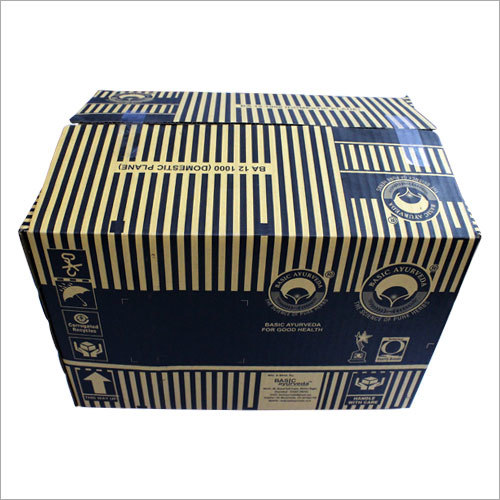 Corrugated Box Packaging Box