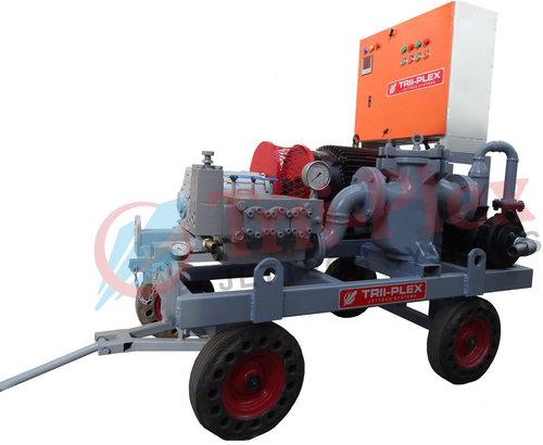 High Pressure Water Jet Pump Machines