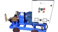 Triplex Reciprocating Plunger Pump