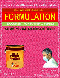 Automotive Universal Red Oxide Primer