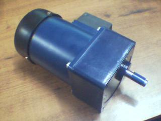 Ac InLine Gear Motor.