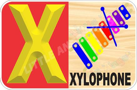 English Alphabet Capital Flashcards