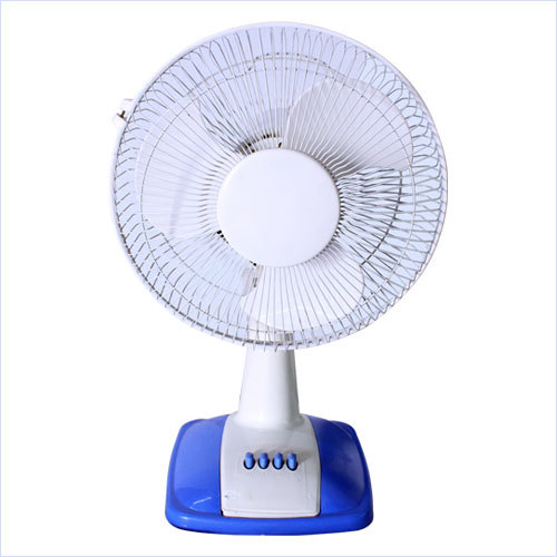 Solar Plastic Table Fan