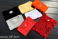 Red & White Color T-Shirts