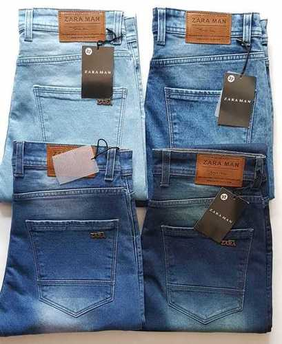 Blue Casual Jeans