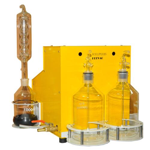 Three Stage Acid Neutralizer Scrubber System
