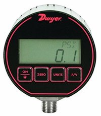 DWYER USA DPG-203 Digital Pressure Gauge