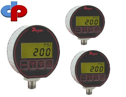 DWYER USA DPG-200 Digital Pressure Gauge