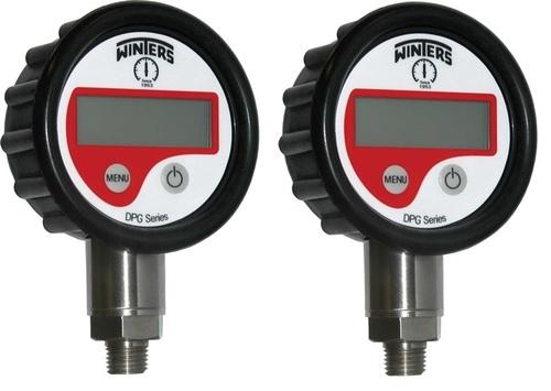 Winters Digital Pressure Gauge DPG210